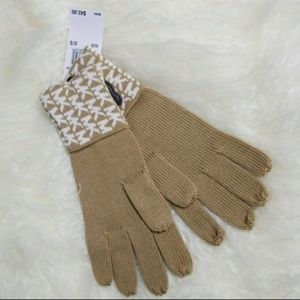 MICHAEL KORS Repeat Logo Gloves